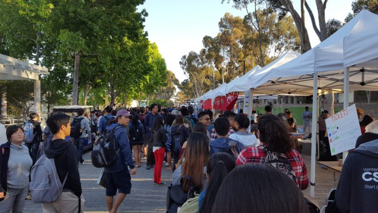 ucsd event - UCSD付属語学学校(カリフォルニア大学サンディエゴ校エクステンション)